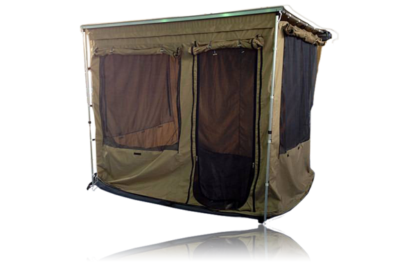 4WD Side Awning Tent  sc 1 st  Savannah C&er Trailers & 4WD Side Awning Tent | Savannah Camper Trailers