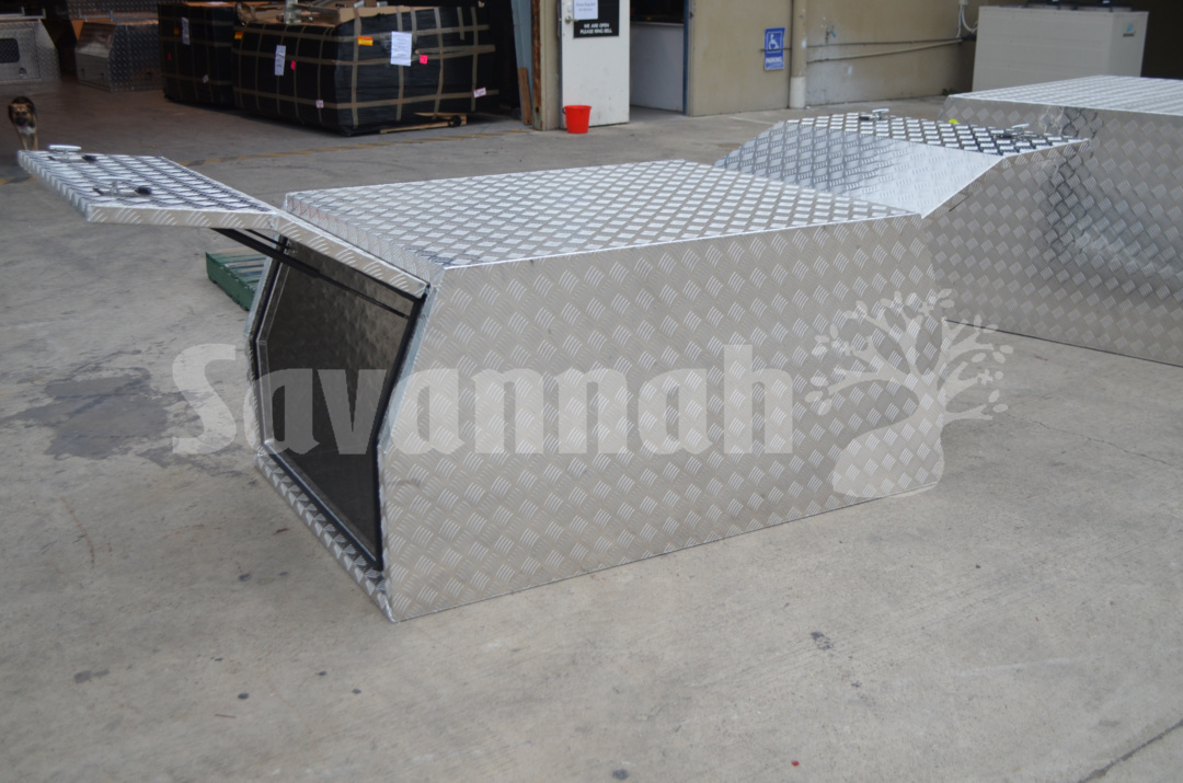 Part Tray Canopy & Part Tray Canopy | Savannah Camper Trailers