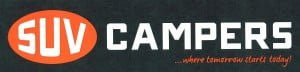 SUV Campers Logo