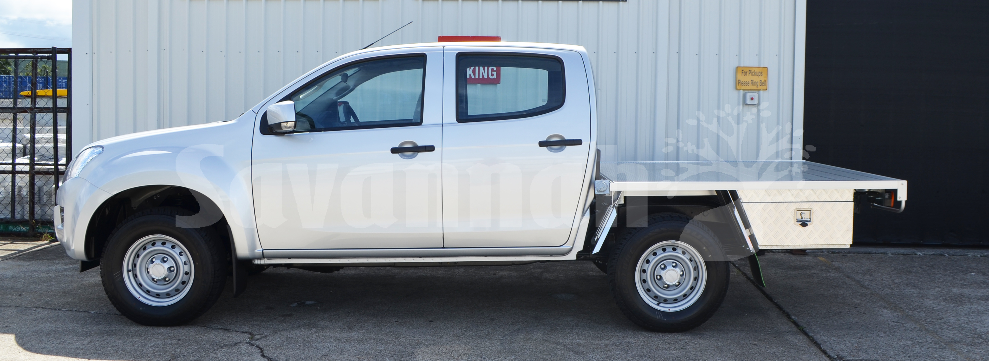 Single Cab Ute Tray Only