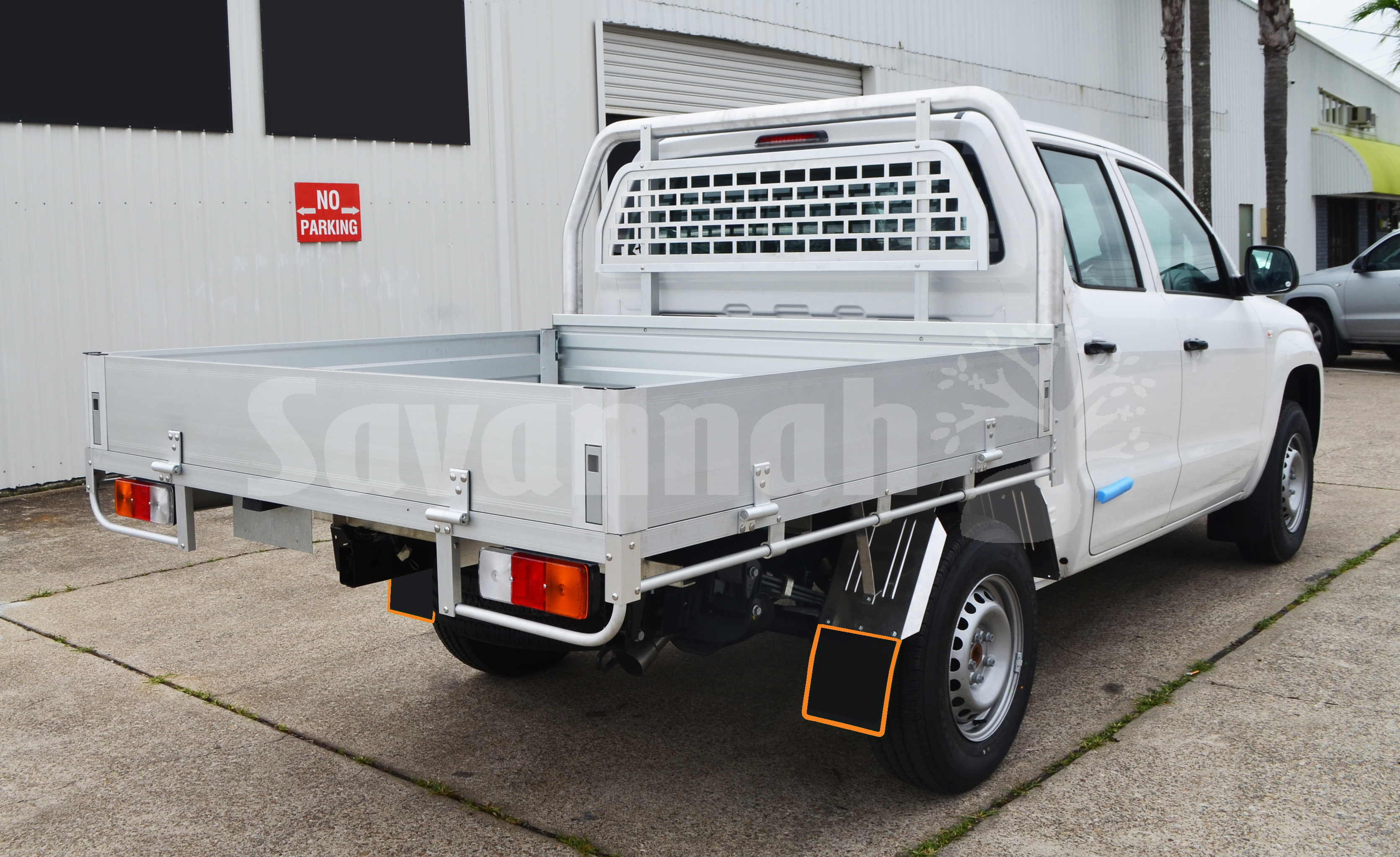 Single Cab Ute Complete Tray