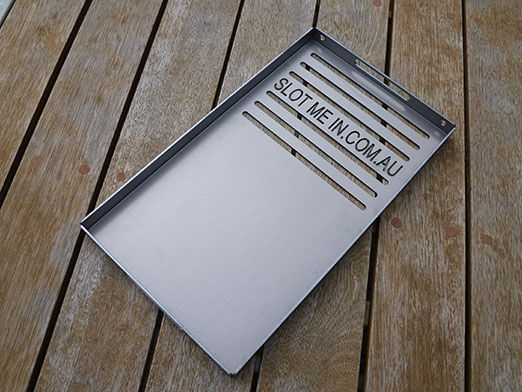 The Wedge Combo Xlerplate Steel Grill/Hot Plate
