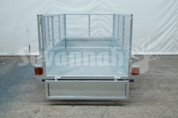 7x4 - 600mm cage
